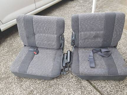 3rd Row Landcruiser Seating To Suit 80 Series