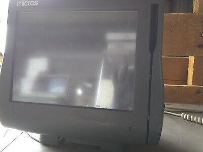 Micros Point Of Sale System With Cables