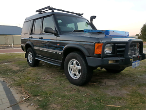 Land rover discovery td5 Byford Serpentine Area Preview