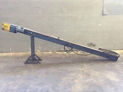 Prab Conveyors 153in X 6-34in Magnetic Conveyor