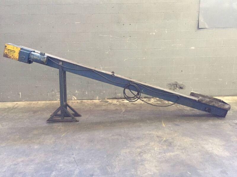 Prab Conveyors 153in X 6-3/4in Magnetic Conveyor