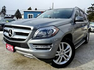 2015 Mercedes Benz GL-Class GL350 BlueTEC 4M NAVI NO ACCIDENT PA