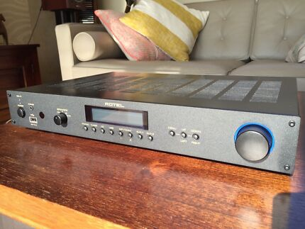 Rotel RA-11 Integrated Amplifier with Dac Cronulla Sutherland Area Preview