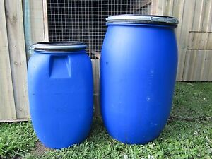 DRUMS - BINS - FEED CONTAINERS Woodend Macedon Ranges Preview