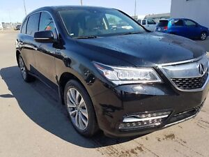 2016 Acura MDX Navigation Package NAVI, ACURA WATCH, BLUETOOT...