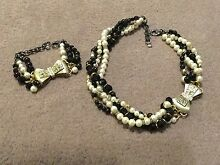 REDUCED Mimco Necklace and Bracelet Set $35.00 Lakelands Lake Macquarie Area Preview