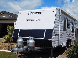 Olympic Seaview Caravan Coombabah Gold Coast North Preview