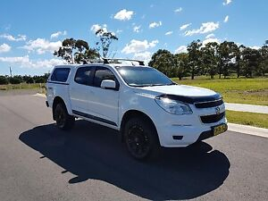 2014 Holden Colorado Ute Rutherford Maitland Area Preview