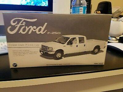 First Gear IDOT Ford F-250 Crew Cab PU, 1/34, New (2003)