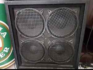"""Bass cab 4 x 10"""" Padstow Bankstown Area Preview"""