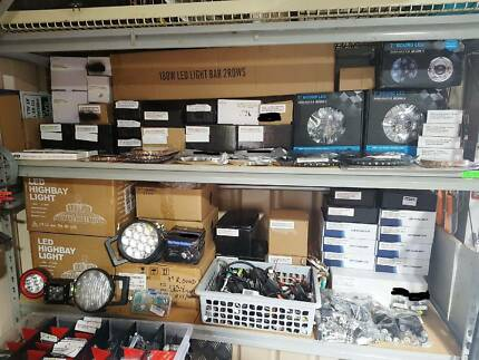 NEW LED Vehicle and Factory Lighting products SWAP for WHY
