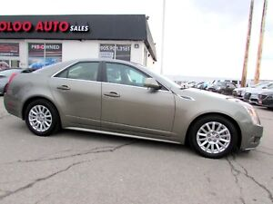 2010 Cadillac CTS4 3.0L AWD PANORAMIC SUNROOF CERTIFIED 2YR WARR