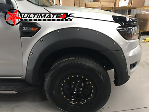 FORD RANGER FENDER FLARES ALL PX1 PX2 PX3 ACCESSORIES | Auto