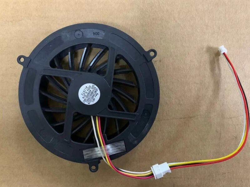 New HP Elitebook 8760W Laptop CPU Cooling Fan 4-Wires 652541-001