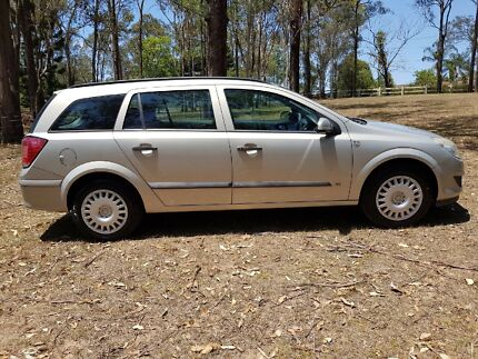 2007 Holden Astra Wagon - LOW KM!! - MUST SELL THIS WEEK!!