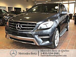 2014 Mercedes Benz M-Class ML 350 Premium Pack, Sport Pack