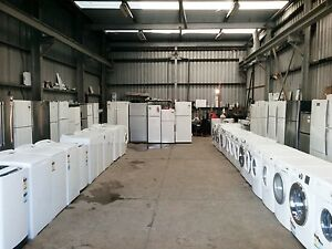 FRIDGES, WASHERS WITH WARRANTY Sydney City Inner Sydney Preview