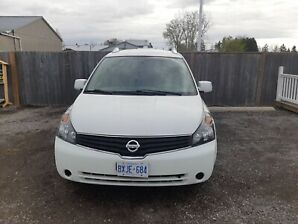 2007 Nissan Quest- Ready to Sell
