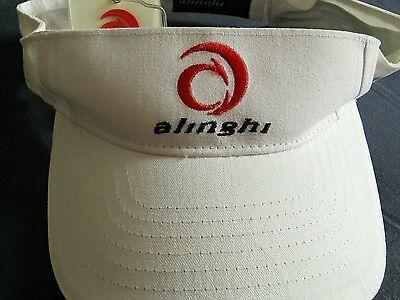 Alinghi Sunvisor Golf Tennis Cap Visor Mütze Schirmmütze Sonnenschutz