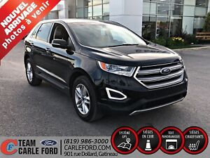 Ford Edge SEL 2016, AWD, Toit panoramique, Gps, Cuir
