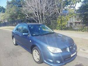 2007 Subaru Impreza Automatic Low kms Well maintained Wollongong Wollongong Area Preview