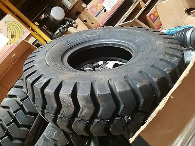 Sta Forklift Tire 6.90-9 Nhs Industrial Lug Specialty Tires 6 Ply New