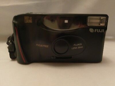 Fuji DL-25 35mm Point-and-Shoot Camera