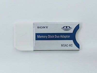 Sony / Sandisk Memory Stick Duo ADAPTER Reader Writer for MS Duo & Pro Duo
