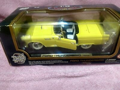 Road Tough 1955 Ford Thunderbird 1:18