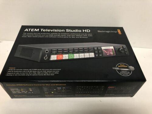 Blackmagic Design ATEM Television Studio HD Video production switcher