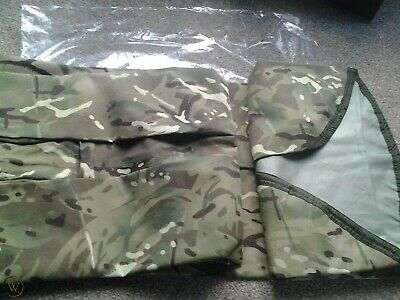 Original British Army Issue Gore-Tex MTP Multicam Bivvy Bag Sleeping Bag Cover
