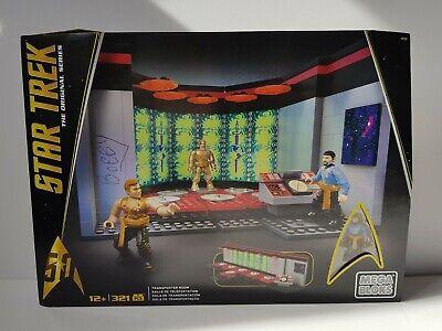 Mega Bloks Star Trek Transporter Room 2015, Brand new & sealed. Mega...