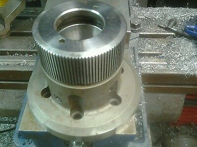 Rohm Kzf Power Operated Collet Chuck Cnc Lathe B-42 Hardinge