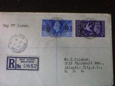1946 Day of Issue