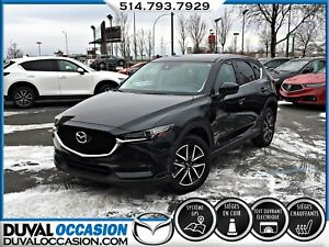 2018 Mazda CX-5 GT + TOIT OUVRANT + NAVIGATION + CUIR