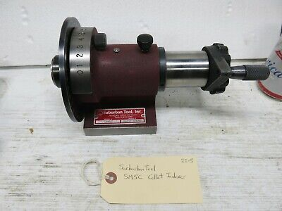 Suburban Tool Sm5c Collet Indexer For Grinding