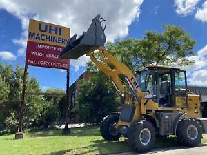 2021 NEW MODEL UHI UWL916 1.6T Wheel Loader,  loading capacity,42KW/56HP,   Archerfield Brisbane South West Preview