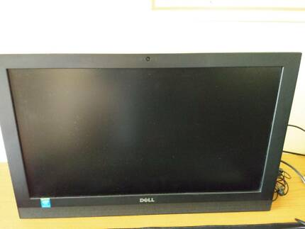 Dell Inspiron 20 all-in-one computer Intel Quad Core Windows 10