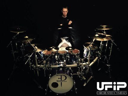DRUMMER AVAILABLE FOR WORK Hamilton Brisbane North East Preview