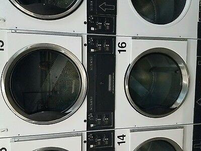 Speed Queen Commercial Opl 2x 30lb Stack Dryers