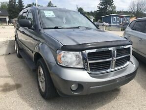 2008 Dodge Durango AS IS SLT. Alloys, 4WD. WE APPROVE ALL CREDIT