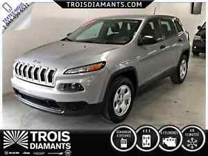 2014 Jeep CHEROKEE SPORT-4X4-V6-AUTOMATIQUE