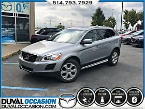 2011 Volvo XC60 T6 3.0L Level 3 + CUIR + AWD + TOIT OUVRANT