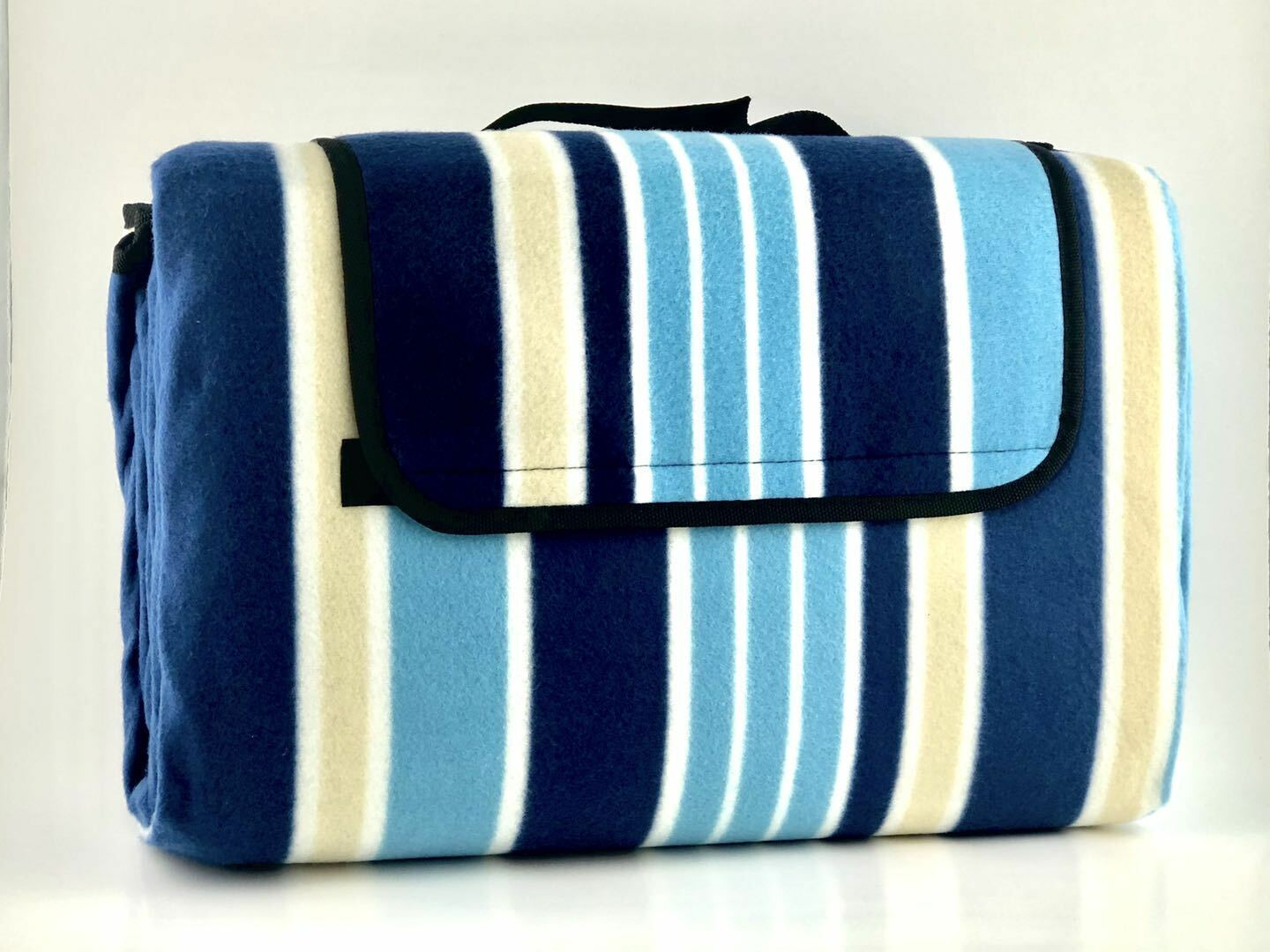 Waterproof Picnic Blanket Large Outdoor Beach Mat Tote