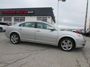 2008 Saturn Aura XE AUTOMATIC ALLOYS CERTIFIED 2YR WARRANTY