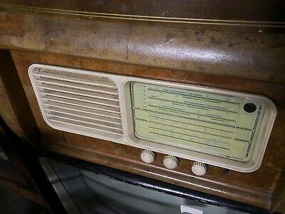 Usato, Scocca radio con giradischi epoca usato  La Giustiniana