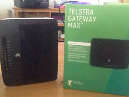 Telstra modems