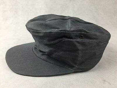 WWII GERMAN WH SOLDIER M43 PANZER FIELD CAP MILITARY HAT SIZE L, used for sale  China