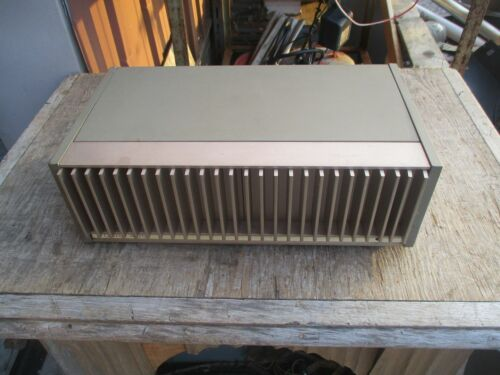 Quad 405-2 Power Amplifier    Sounding Awesome!