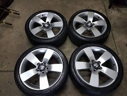 swap 2 sets of wheels